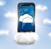 Cloud technologies Royalty Free Stock Photos