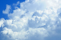 Cloud texture Royalty Free Stock Photography