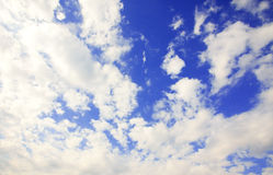 Cloud texture Stock Image