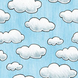 Cloud Texture Stock Images