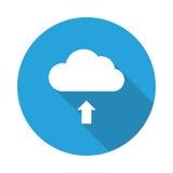 Cloud Upload Royalty Free Stock Photo