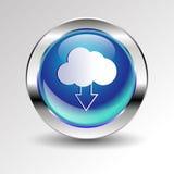 Cloud vector icon set symbol illustration sky Royalty Free Stock Image