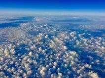 Cloud view Royalty Free Stock Photos