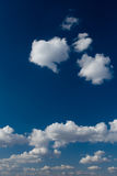 Cloud wallpaper Royalty Free Stock Image