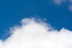 cloud white Fotografering för Bildbyråer