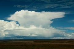 [口] cloud. The white clouds in Asia are wonderful Stock Images