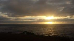 cloud wschód słońca Obraz Stock