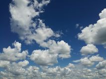 CloudArt Royalty-vrije Stock Afbeeldingen
