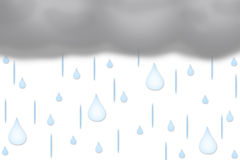 Cloudburst Royalty Free Stock Photo