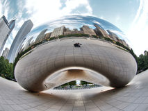Cloudgate Obrazy Stock