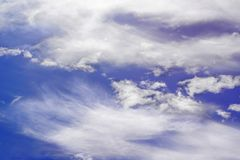 cloudiness Foto de Stock