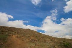 Cloudly Foto de Stock Royalty Free