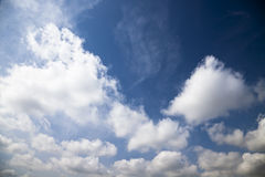Clouds royalty free stock photography