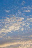 Clouds. Sky full of  many clouds Stock Images