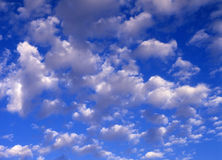 Clouds #2 Stock Images