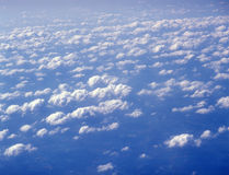 Clouds. stock photography