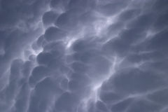 Clouds. Val Trebbia, Piacenza, Italy stock images