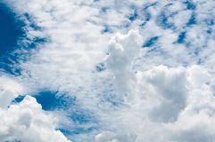 Free Clouds Royalty Free Stock Photo - 29035125