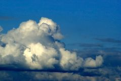 Clouds 3 Royalty Free Stock Photos