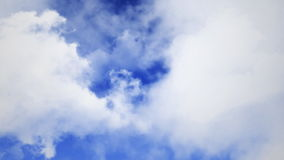 Clouds_021 stock footage