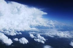 Clouds - royalty free stock image