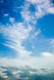 Clouds. Sky Royalty Free Stock Images