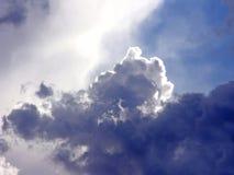 clouds Στοκ εικόνες με δικαίωμα ελεύθερης χρήσης