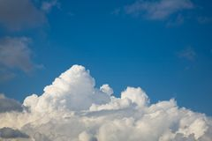 Clouds 6 Royalty Free Stock Photos