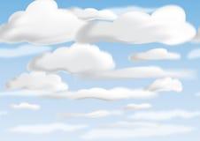 Clouds2 Lizenzfreie Stockbilder