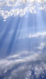 Clouds. Royalty Free Stock Photos