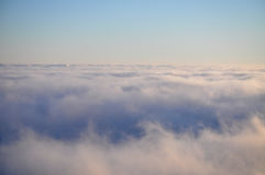 In the Clouds Stock Image