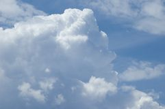 Clouds. In a summer sky Stock Photo