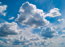Clouds Royalty Free Stock Image