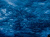Clouds. Amazing clouds in the skies royalty free stock photos