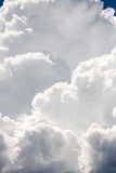 Clouds as a background Royalty Free Stock Image