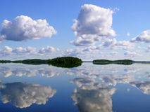 Clouds backgrounds Royalty Free Stock Image