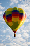 Clouds and Balloon Stock Photography