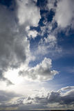 Clouds in blue sky Stock Photos
