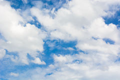 Clouds with blue sky Royalty Free Stock Photo