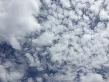 Clouds 005 Royalty Free Stock Images