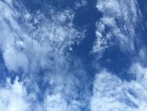 Clouds 020 Royalty Free Stock Image