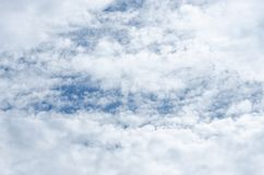 Clouds with bright sky Can be edited or added to your work. For background stock images