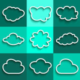 Clouds 3 Royalty Free Stock Image