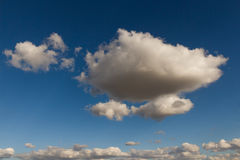 Clouds Clusters Stock Images