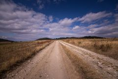 Clouds, Country, Countryside Stock Images