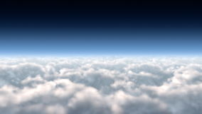 Clouds_023 Stock Photography