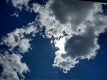Clouds2 dramático Imagen de archivo libre de regalías