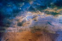 Clouds earth old texture design background sky wallpaper vector illustration