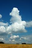 clouds enormt Arkivfoto