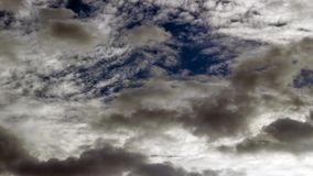 Clouds. stock footage